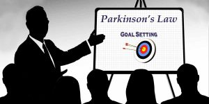 How to be productive by using Parkinson's Law?